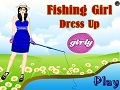 Ігра Fishing Girl онлайн - ігри онлайн