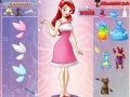 Ігра Glitter Fairy Princess Dress Up онлайн - ігри онлайн