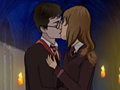Ігра Harry Potter Kiss  онлайн - ігри онлайн
