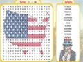Ігра US Word Search онлайн - ігри онлайн