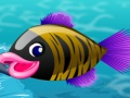 Ігра Johnny The Fish Dressup онлайн - ігри онлайн