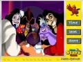 Ігра Disney Villains Hidden Stars онлайн - ігри онлайн