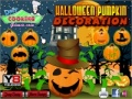 Ігра Halloween Pumpkin Decoration Game онлайн - ігри онлайн