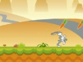 Ігра Bugs Bunny's Hopping Carrot Hunt онлайн - ігри онлайн