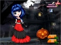 Ігра Scary Cute Girl Dress Up онлайн - ігри онлайн
