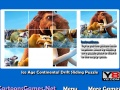 Ігра Ice Age Continental Drift Sliding Puzzle онлайн - ігри онлайн