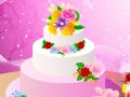 Ігра Design perfect wedding cakes онлайн - ігри онлайн