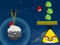 Ігра Angry Birds Space Wars  онлайн - ігри онлайн