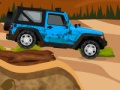 Ігра Off Road Jeep Hazard онлайн - ігри онлайн