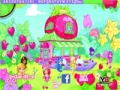 Ігра Strawberry Shortcake Hidden Letters онлайн - ігри онлайн