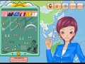 Ігра Weather Girl Make Up Game онлайн - ігри онлайн