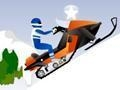 Ігра Snowmobile Stunt онлайн - ігри онлайн