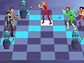 Ігра Totally Spies Chess онлайн - ігри онлайн