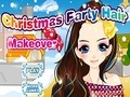 Ігра Christmas Party Hair Makeover онлайн - ігри онлайн