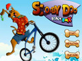 Ігра Scooby Doo beach BMX  онлайн - ігри онлайн